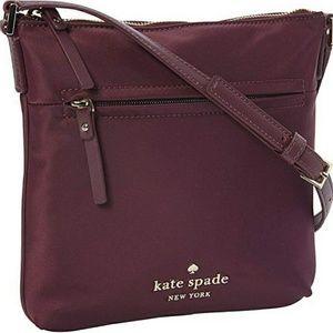 Kate Spade New York Watson Lane Hester Purple Cros